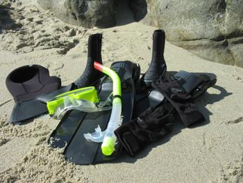 snorkel kit